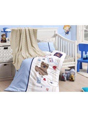 """Детский постельный набор+Покрывало """"Nirvana Joy"""""""