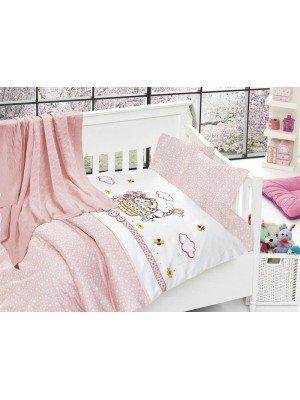 """Детский постельный набор+Покрывало """"Nirvana Kitty"""" Series"""