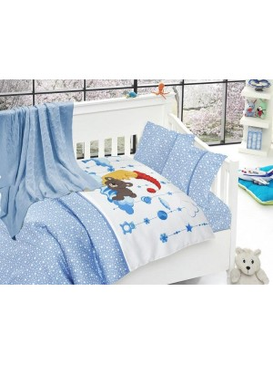 """Детский постельный набор+Покрывало """"Nirvana Sleeper"""" Series"""