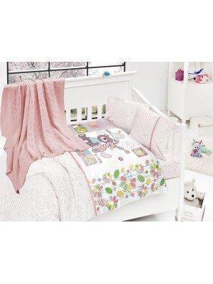 """Детский постельный набор+Покрывало """"Nirvana Well"""""""